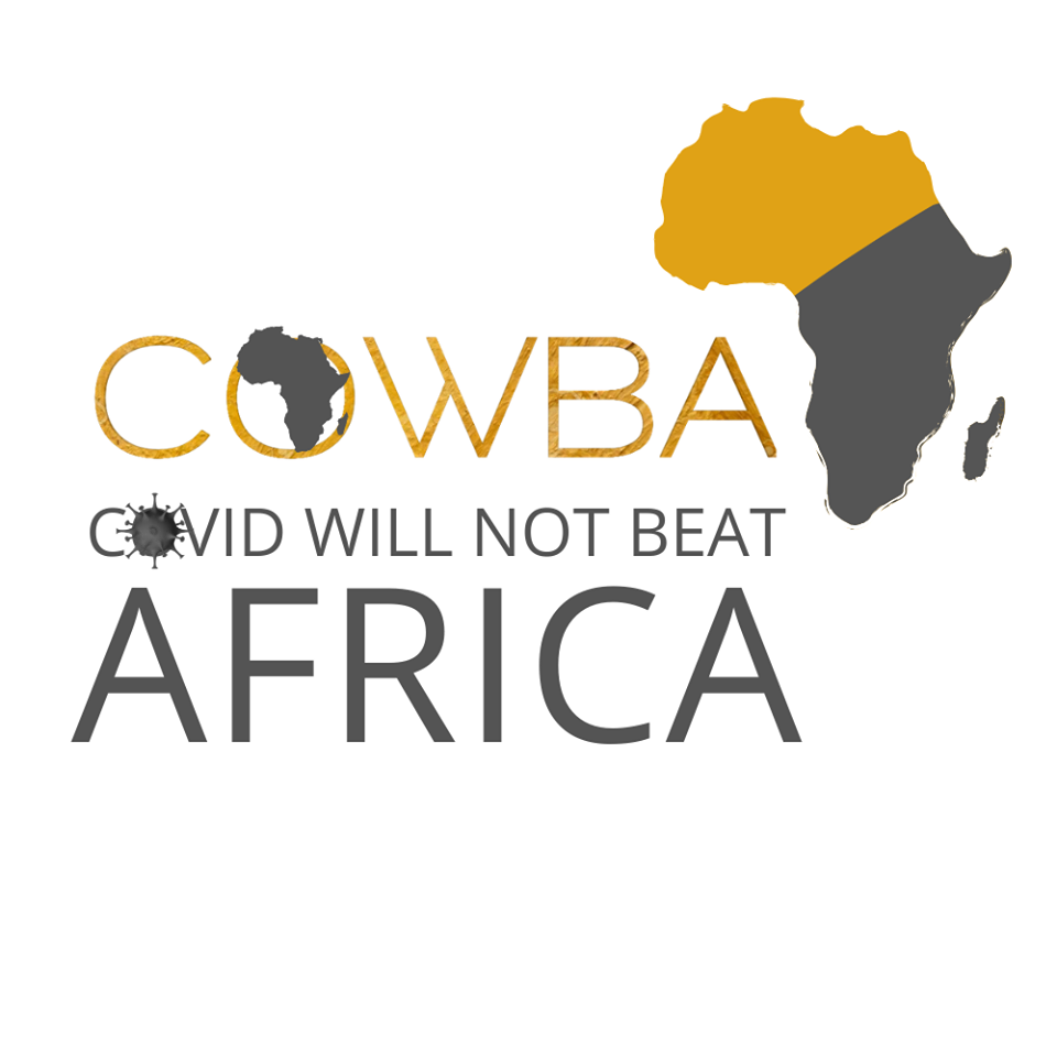 COWBA - Covid Will Not Beat Africa