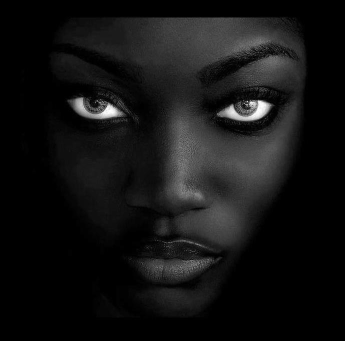 I'm african and I'm proud (Je suis africain et j'en suis fier)