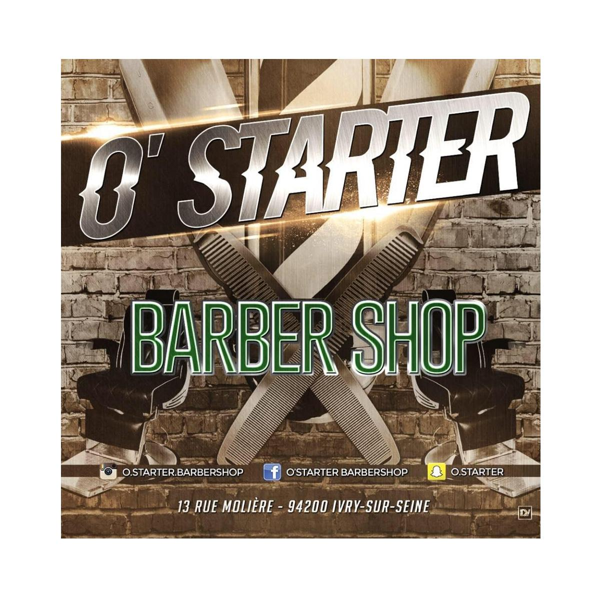 O'Starter Barbershop