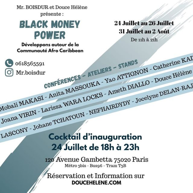 Black money power