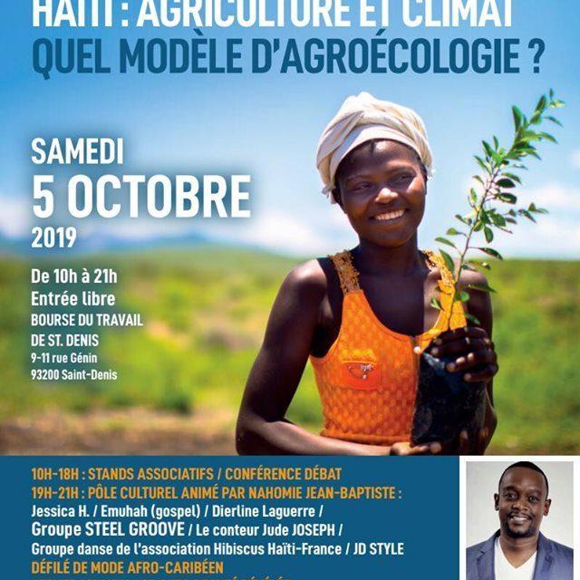 JPO – HAITI : AGRICULTURE ET CLIMAT QUEL MODELE D'AGROECOLOGIE ?
