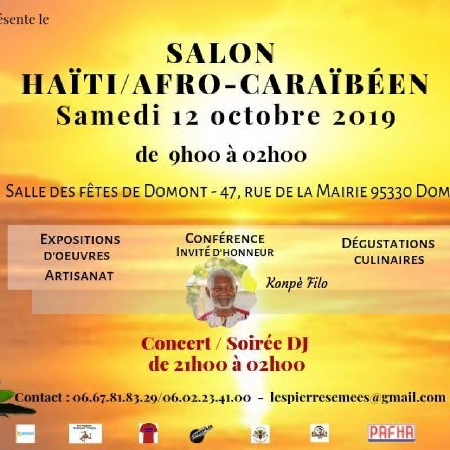Salon Haïti/Afro-Caraïbéen